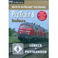 Blue Sky product: Interactive pc CD-ROM ProTrain 6 Deluxe, Lbeck - Puttgarden