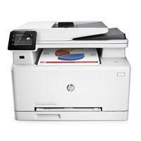 HP multifunctional: LaserJet Pro M277dw MFP  - Zwart, Cyaan, Magenta, Geel