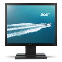 Acer monitor: V6 V196Lbd - Zwart