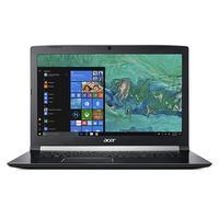 Acer laptop: Aspire A717-72G-7955 - Zwart
