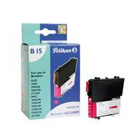 Pelikan inktcartridge: LC1100m - Magenta