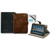 "Port Designs tablet case: Manille - 10.1"", PU leather, Brown - Bruin"