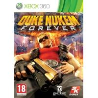 Take-Two Interactive game: Duke Nukem Forever, Xbox 360