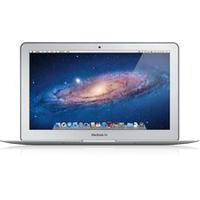 """Apple laptop: MacBook Air 11""""    Refurbished   Zichtbaar gebruikt    - Zilver"""