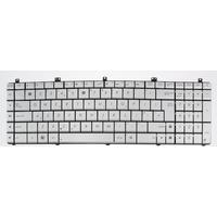 ASUS Keyboard, silver Notebook reserve-onderdeel - Zilver