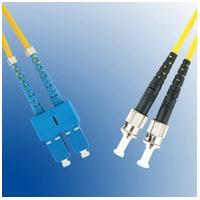 Image of Microconnect ST/PC-SC/PC, 50M, 9/125, SM (FIB121050) (5704327076735)