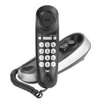 DeTeWe dect telefoon: BeeTel 10 - Zwart