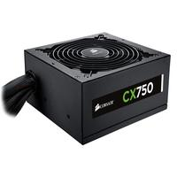 Corsair power supply unit: CX750 - Zwart