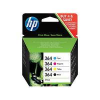 364 Inktcartridge 4-pack