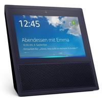 Amazon digital audio streamer: Echo Show - Zwart