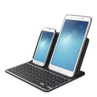 Belkin mobile device keyboard: F5L175edBLK - Zwart