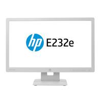 HP monitor: EliteDisplay E232e 23-inch (58,4-cm) monitor (ENERGY STAR) - Grijs (Renew)