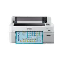 Epson grootformaat printer: SureColor SC-T3200 w/o stand - Cyaan, Magenta, Mat Zwart, Foto zwart, Geel