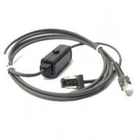 Zebra Cable IBM 468X/9X-Port 9B Signaal kabel - Grijs