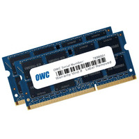 OWC RAM-geheugen: 16.0GB (8GBx2) PC3-10600, DDR3 1333MHz, SO-DIMM 204 Pin, CL9