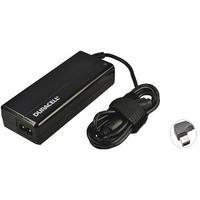 Duracell netvoeding: 90W Laptop AC Adapter 18-20V TIP9016A, 110-240V, 382g - Zwart
