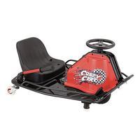 Razor : Crazy Cart - Zwart, Rood