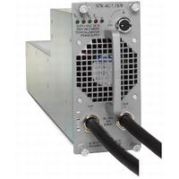 Cisco power supply unit: Nexus 7000 7.5kW AC Power Supply Module US (Cable Included), Spare - Grijs