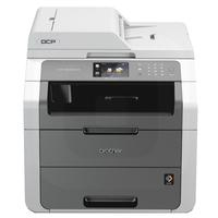 Brother multifunctional: DCP-9020CDW - Zwart, Cyaan, Magenta, Geel