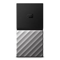 Western digital : My Passport SSD - Zwart, Zilver