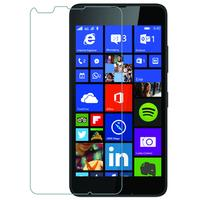 Azuri screen protector: Screen protector Tempered Glass voor Microsoft Lumia 640 - Transparant