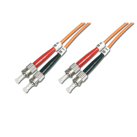 Digitus fiber optic kabel: ST/ST, 10 m