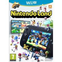 Game, Wii U, NintendoLand