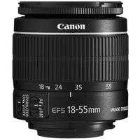 Canon EF-S 18-55mm 1:3.5-5.6 IS II zoomobjectief