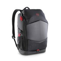 DELL Pursuit Backpack Laptoptas - Zwart, Grijs, Rood