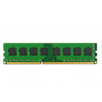 Kingston Technology RAM-geheugen: ValueRAM 2GB DDR3-1600 - Groen