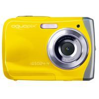 Easypix W1024 digitale camera - Geel
