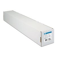 HP grootformaat media: Papier met coating, 95 gr/m², 594 mm x 45,7 m