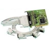 Brainboxes interfaceadapter: Universal Quad Velocity RS422/485 PCI Card