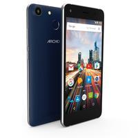 Archos smartphone: Helium 50f Helium Lite - Blauw 8GB