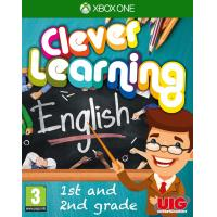 UIG Entertainment game: Clever Learning - English 1 + 2  Xbox One