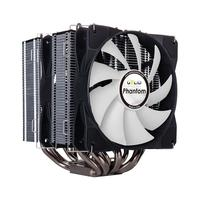 Gelid Solutions Hardware koeling: Phantom - Aluminium, Zwart, Wit
