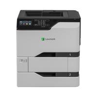 Lexmark laserprinter: CS720dte - Zwart, Cyaan, Magenta, Geel