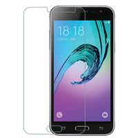 Azuri screen protector: Screen protector Tempered Glass voor Samsung J3 - Transparant