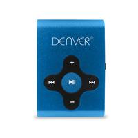 Difrnce Denver MP3-player MPS-409BLUEMK2 4GB MP3/MP4-spelers