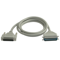 C2G 1m IEEE-1284 DB25/C36 Cable (81458)