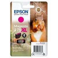 Epson inktcartridge: Singlepack Magenta 378XL Claria Photo HD Ink