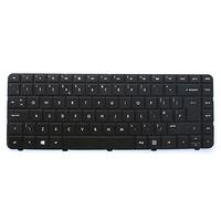 HP notebook reserve-onderdeel: KYBD TM TP W8 CZECH-SL  - Zwart