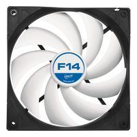 ARCTIC Hardware koeling: F14 - Standard Case Fan - Zwart, Blauw, Wit