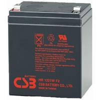 CSB UPS batterij: HR 1221W - Zwart
