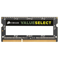 Corsair RAM-geheugen: 4GB DDR3