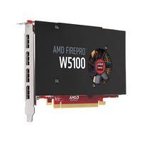 HP videokaart: AMD FirePro W5100 4GB
