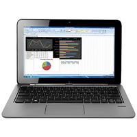 HP Elite x2 1011 G1 - Tablet - zonder toetsenbord - Core M 5Y10c / 800 MHz - Windows 8.1 Pro 64-bit - 4 GB RAM - 128 GB SSD - 11.6 aanraakscherm 1920 x 1080 ( Full HD ) - Intel HD Graphics 5300 - 802.11ac