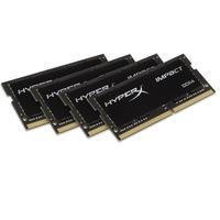 HyperX RAM-geheugen: Impact 64GB DDR4 2133MHz Kit - Zwart