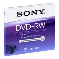 Sony DVD: 8-cm herschrijfbare 1000x-DVD-RW-disc