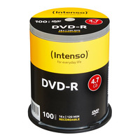 Intenso DVD: DVD-R 4.7GB